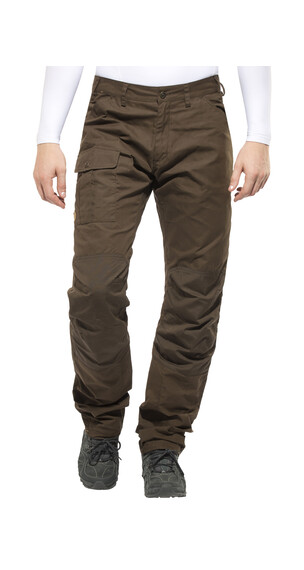 Fjällräven Nils Trousers Men Dark Olive